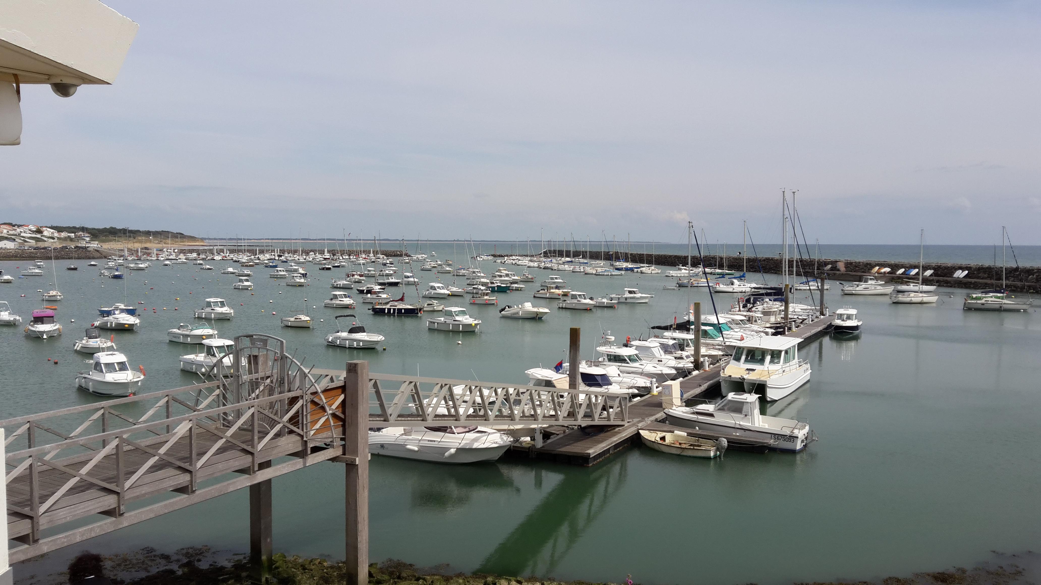 port de plaisance jard sur mer site de la commune de jard sur mer