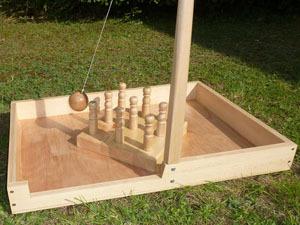 jeux en bois site de la commune de jard sur mer. Black Bedroom Furniture Sets. Home Design Ideas