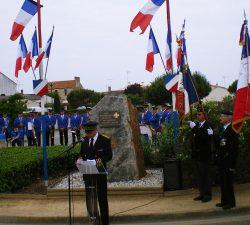 cérémonie du 18 juin