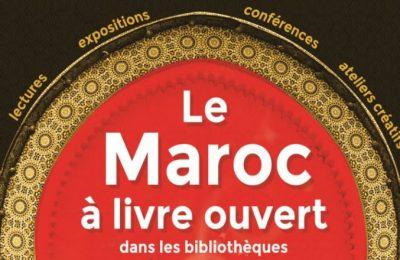 Le Maroc à livre ouvert