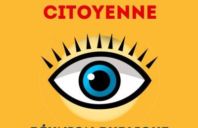 Participation Citoyenne – Réunion publique