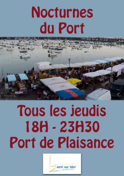 Nocturnes du Port