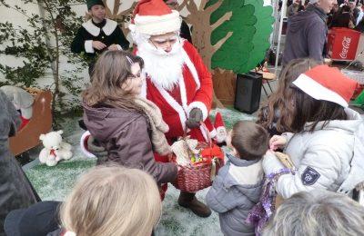 A la rencontre du Père-Noël