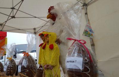Marché spécial Pâques