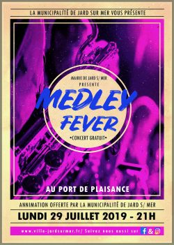 07.29 Medley fever