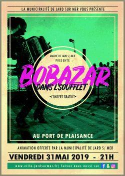 Bobazar affiche
