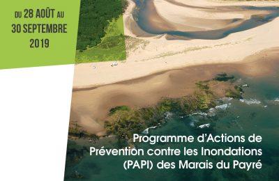 Consultation publique : PAPI du Marais du Payré