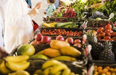 Coronavirus : marché hebdomadaire rouvert