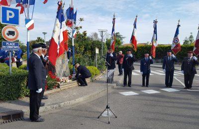 Annulation des cérémonies commémoratives