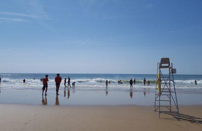 Retour à la normale sur les plages jardaises