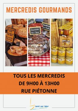 Mecredis gourmands