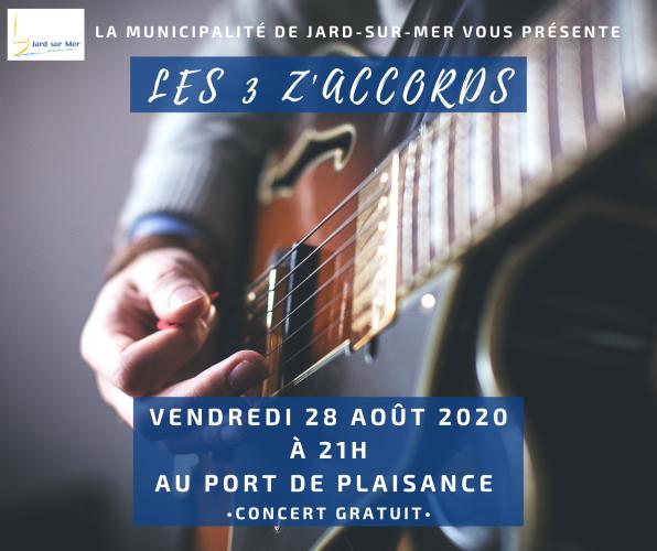 Les 3 Z'Accords 1