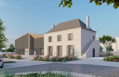 Le nouveau visage de la Mairie de Jard-sur-Mer